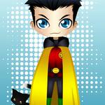 Damian v2.0 GIF by AkaneOtaku