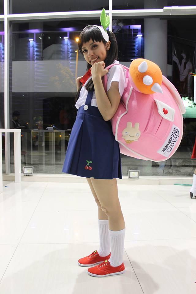 Hachikuji Mayoi Cosplay by AkaneOtaku