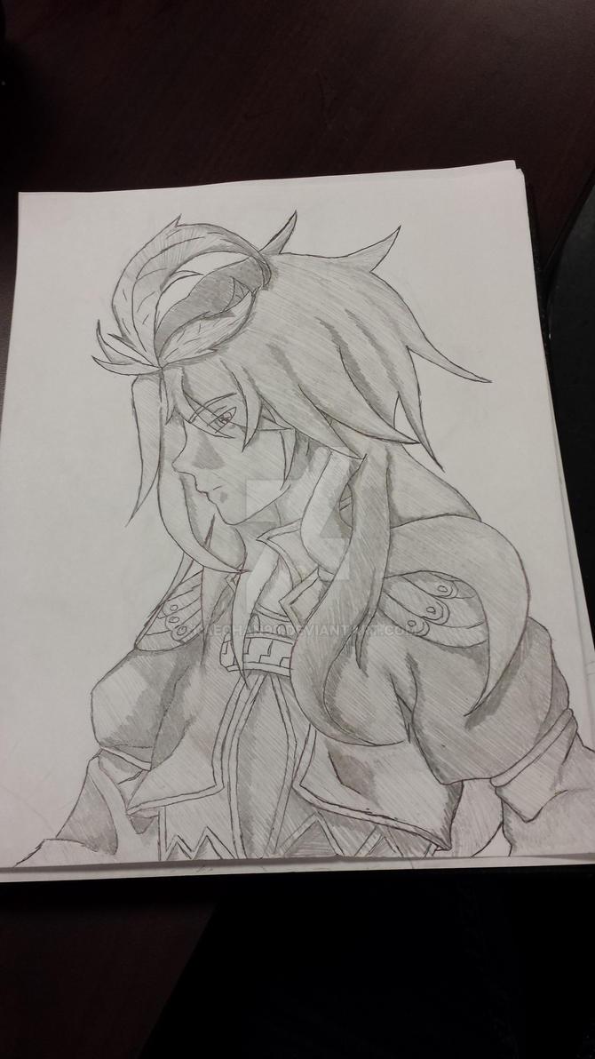 Final Fantasy 9 Kuja By KaeChan98