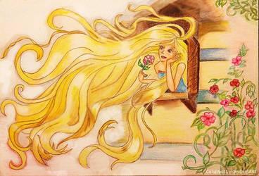 Long Hair by Calypso31