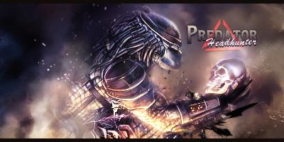 Predator Headhunter by Jaze360