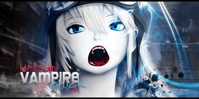 Urban Vampire Chick by Jaze360