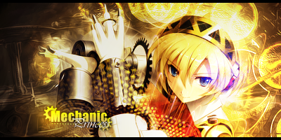 Mechanic Princess by Jaze360