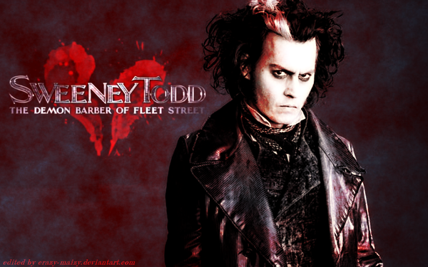 Sweeney Todd Wallpaper by ~Crazy-Maizy on deviantART