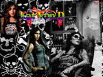 Kat Von D wallpaper by GerardWay11