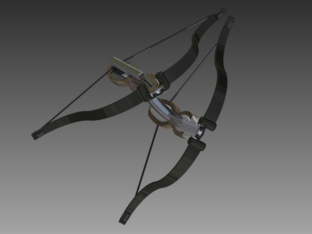 Strafer Rwby Fan Weapon By Pyrsin