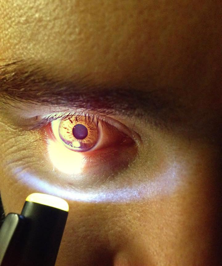 The Eye by hugodesign