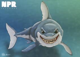 Shark by Npr1977