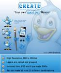 Make you own Twitter Mascot