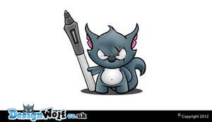 DesignWolf New Mascot