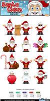 Santa Claus Mascot Creator