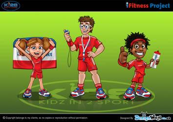 Kidz In2 Sport Mascots by Npr1977
