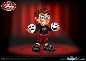 Andrew Curphey - Mascot