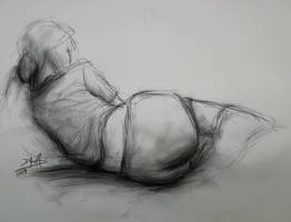 Charcoal Live Sketch