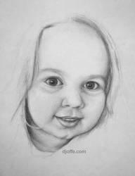 Portrait (Pencil) girl