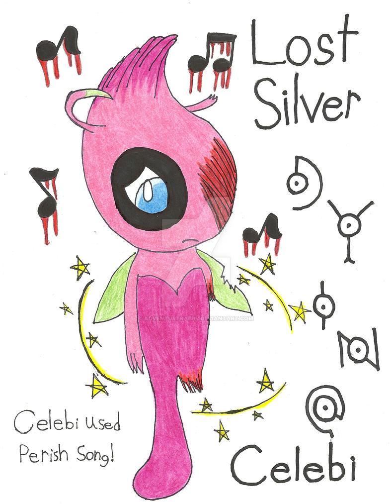 how to get shiny celebi pokemon silver