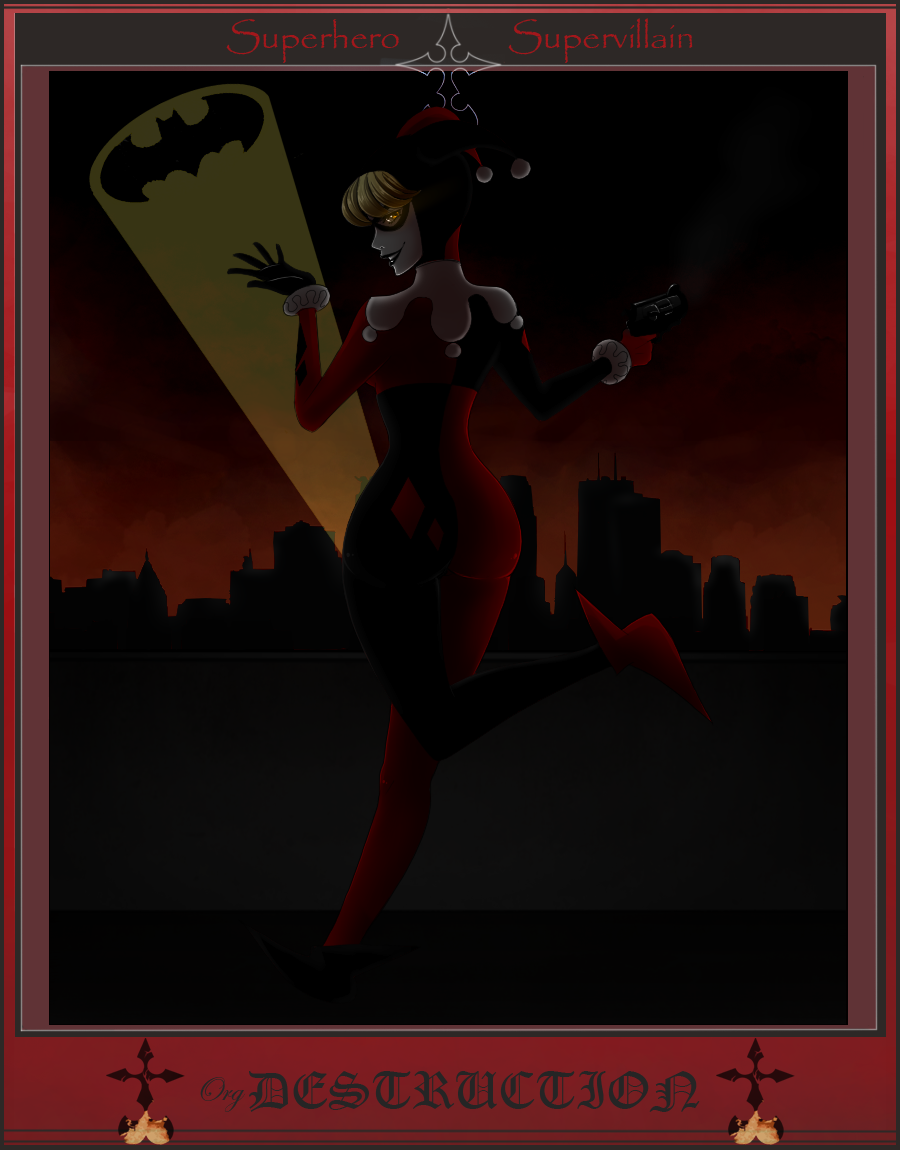 ..:: OD 40: Super Villain ::.. by DemyDee