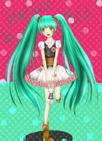 .:Request:. Hatsune Miku by TaisyaMoi