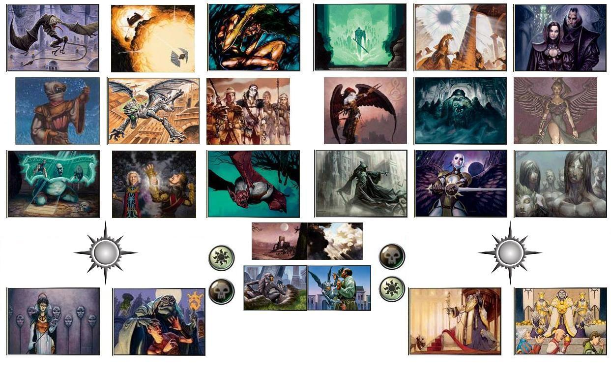 Magic The Gathering Orzhov By Ewing4686 On Deviantart A collection of the top 49 hd art wallpapers and backgrounds available for download for free. deviantart