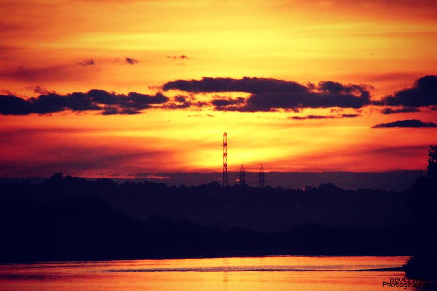 Sunset.. by povizinas