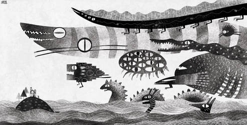 Migration by PickledAlice
