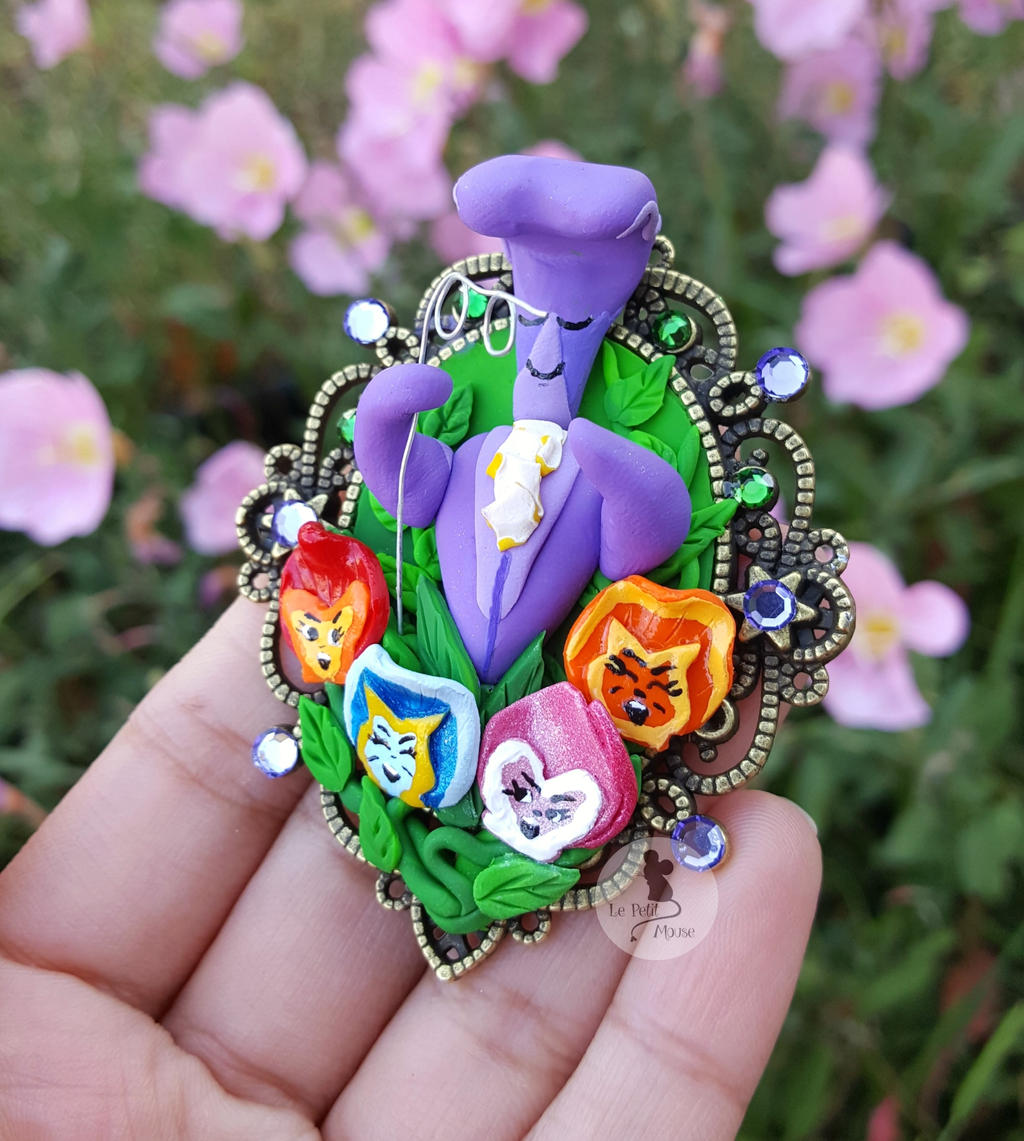 Alice in Wonderland Flowers by CreationsByMelissa on DeviantArt