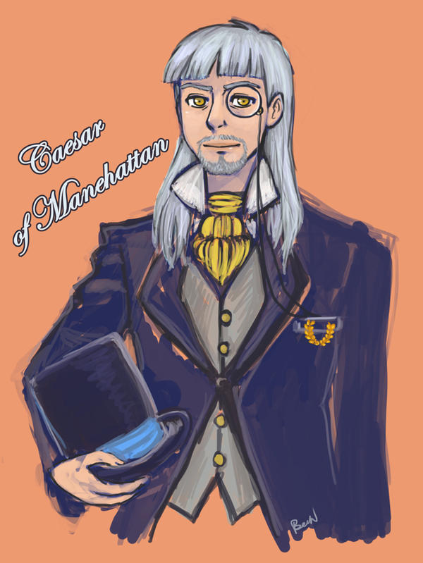 Count Caesar | My Little Pony Friendship is Magic Wiki | Fandom ...