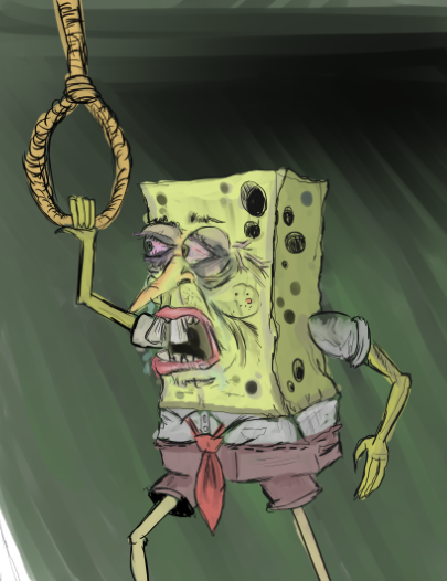 Spongebag, the final season by XxDarkBlad3KyloxX