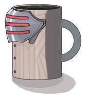 Godot Mug by Hanogan