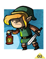 A Link to the Past by Hanogan