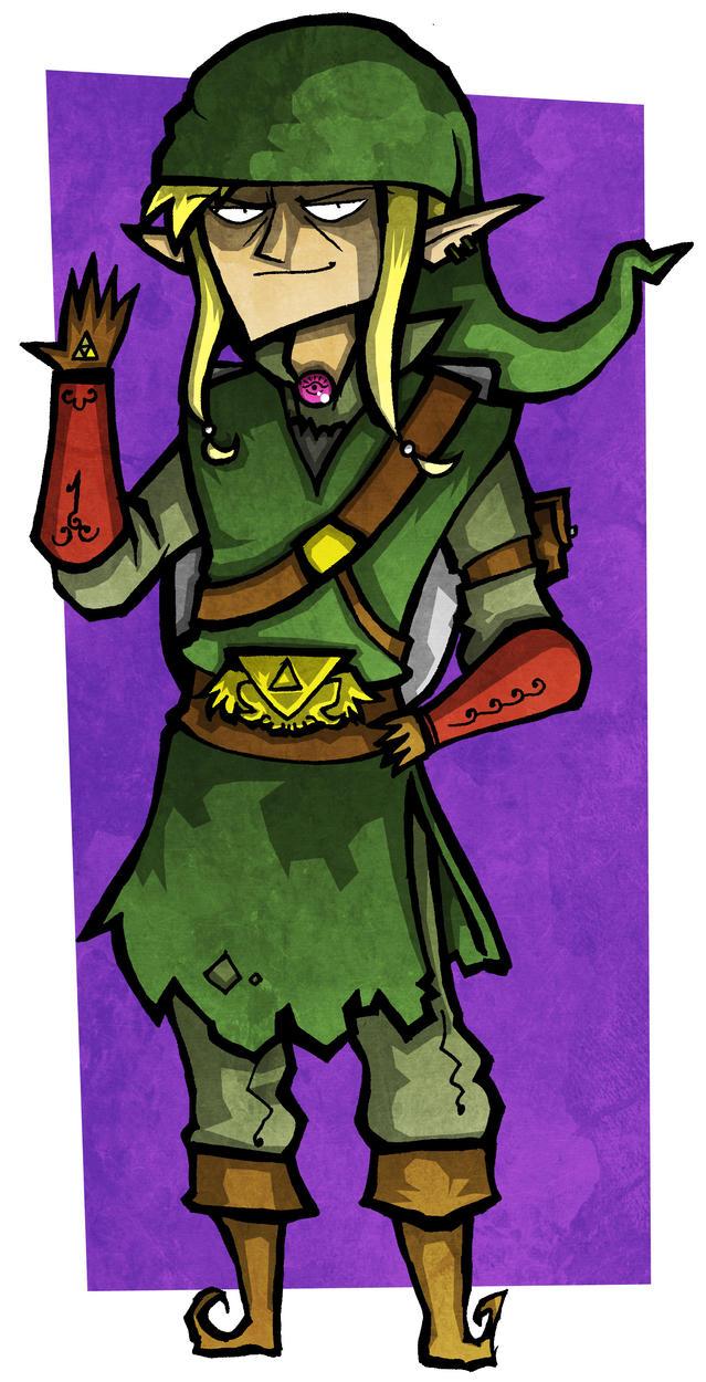 Link The Villain by Hanogan