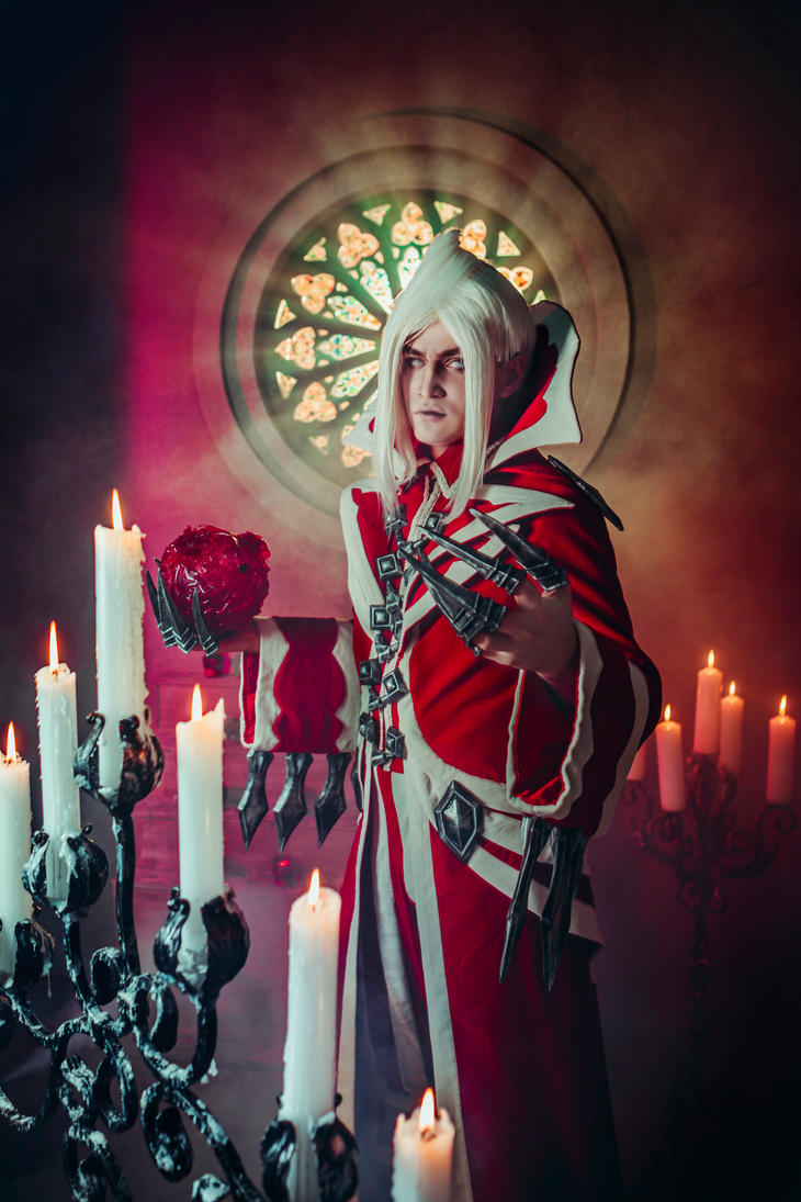 League of Legends - Vladimir by Ragnaradi