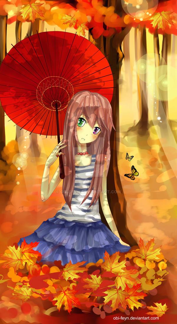 autumn by Obi-Feyn