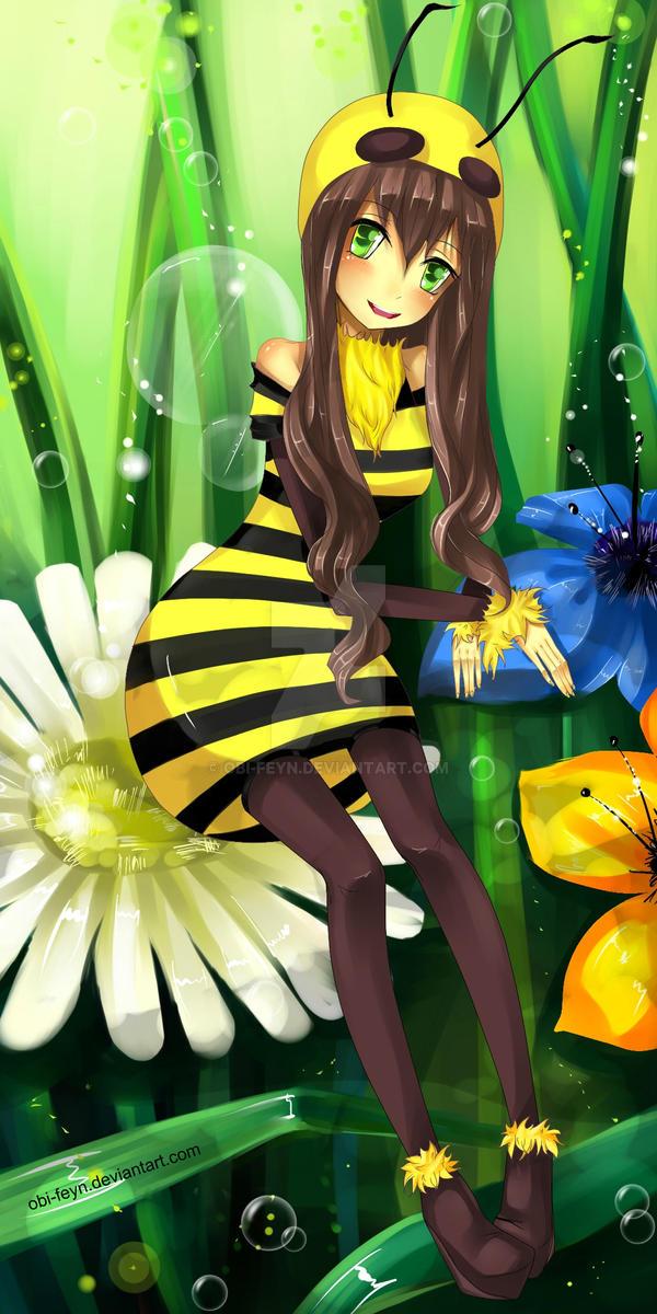Bee by Obi-Feyn