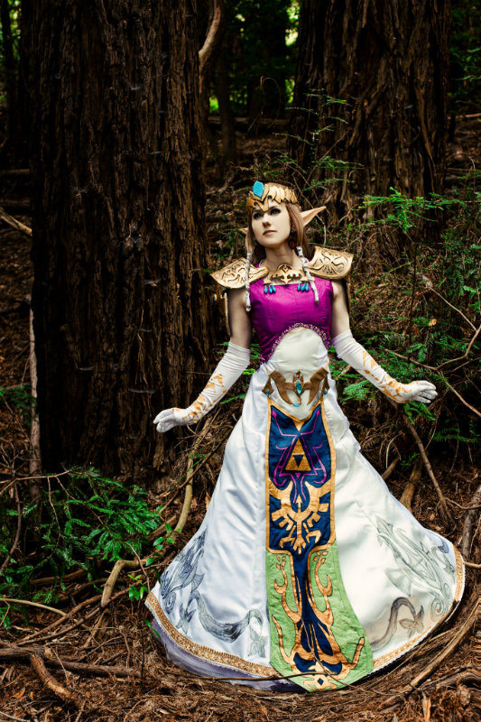 Princess Zelda Deviant ID by ForeverAdel