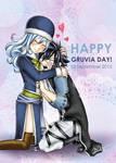Happy Gruvia Day!!