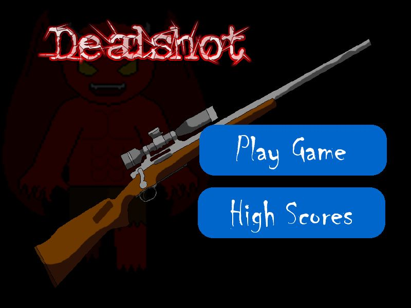 Deadshot Title by Gold-Ringed-Eyes