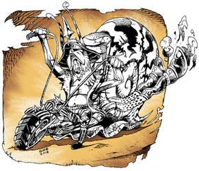 Snail Biker