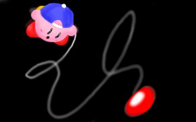Oekaki - Yo yo Kirby