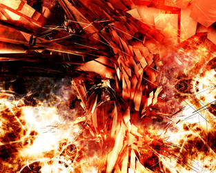 Inferno Tower by Zodiak-Lucien