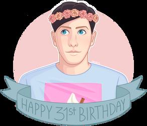 Happy Birthday Phil! by lexbug11