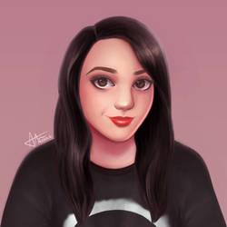 Self Portrait by lexbug11