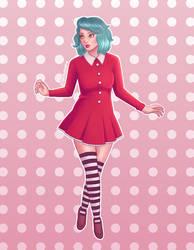 Anya (OC) by lexbug11