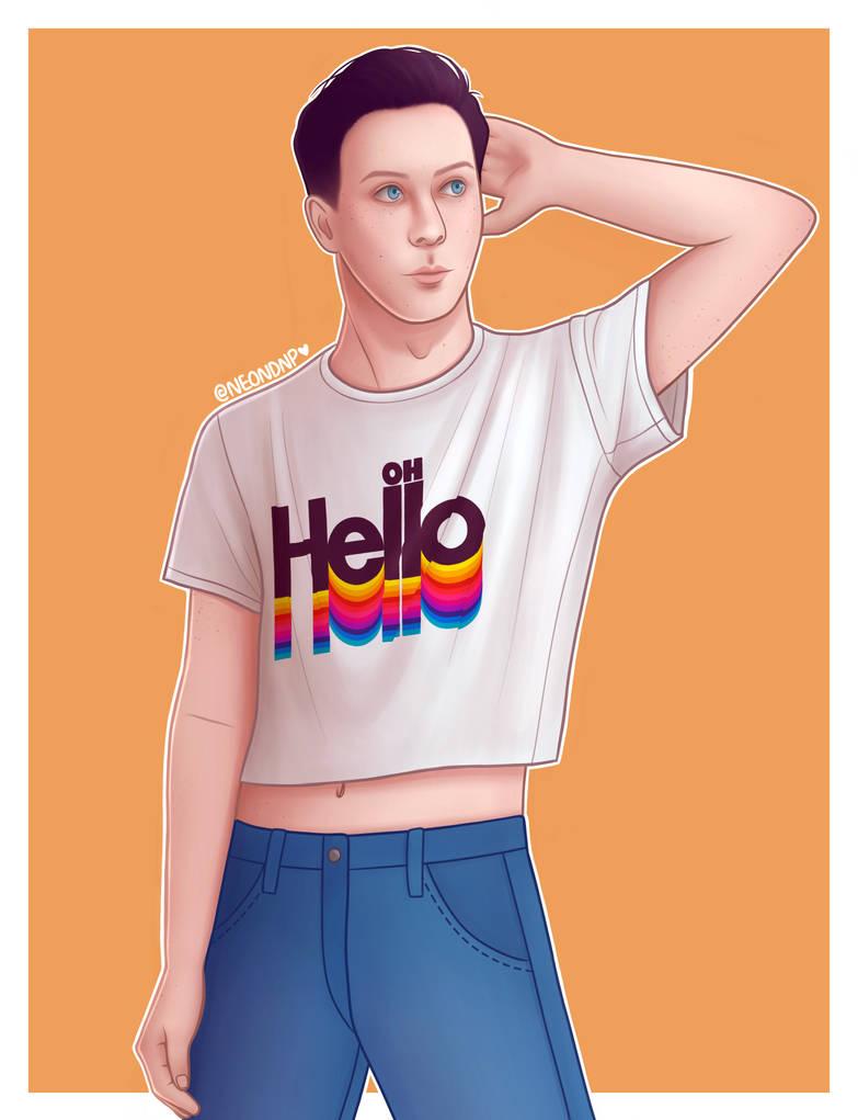 Oh, Hello by lexbug11