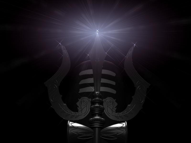 Eternal Shiva by bharat