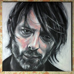 2014-24 Thom Yorke by juroo