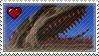 Sandworm Stamp-2 by Deezmo