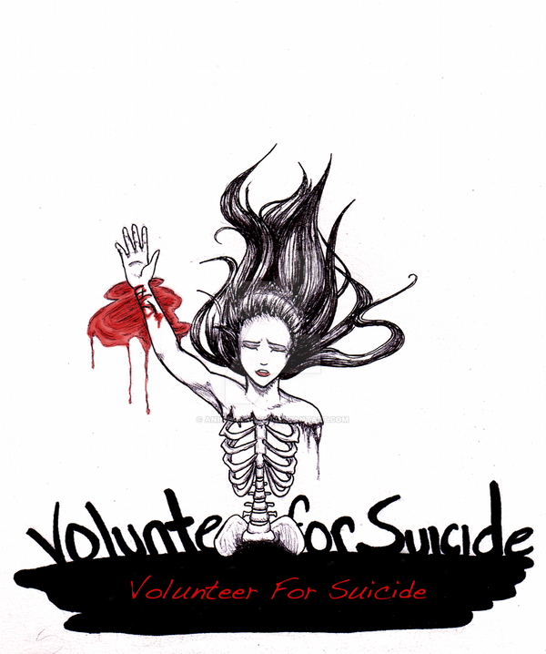 Emo Suicide Notes: Volunteer For Suicide By Anime-Tenshi22 On DeviantArt