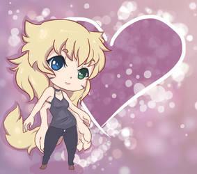 Four-arm Valentine by Anime-Tenshi22