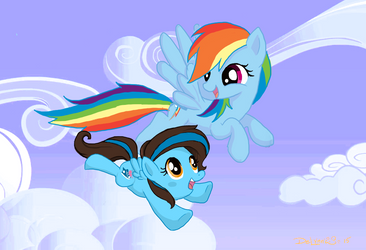 Fly with Me by Anime-Tenshi22